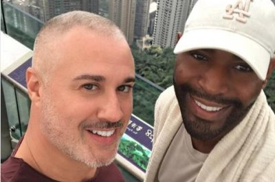 'Queer Eye' star Karamo Brown engaged to boyfriend