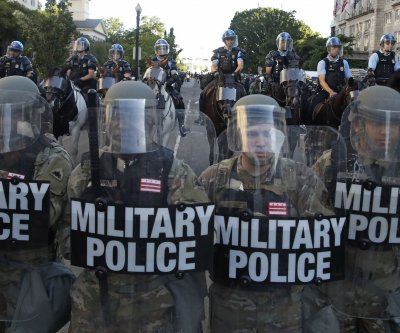Trump threatens to deploy military in response to George Floyd protests