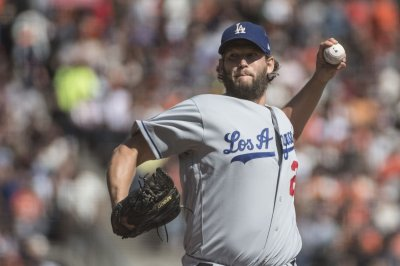 Dodgers ace Clayton Kershaw scratched from opening day start vs. Giants