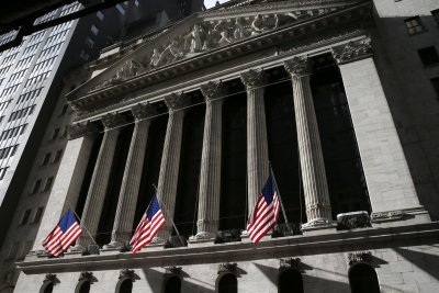 Dow Jones, S&P 500 rise to record highs despite election unrest