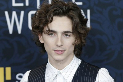 Timothee Chalamet shares first image of him as Willy Wonka