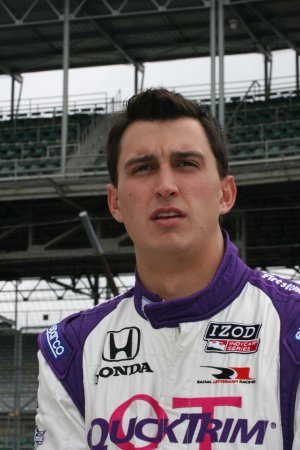IndyCar's Rahal draws six-race probation