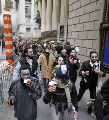 Fear of reality drives Halloween spending