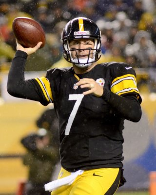 Roethlisberger out Sunday against Ravens