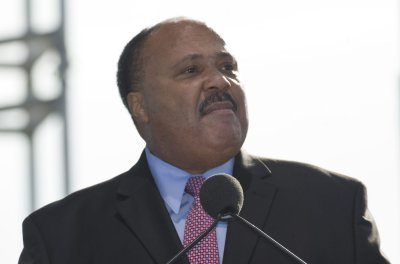 MLK III resigns from post at The King Center