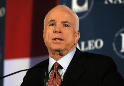 Kerry: Presidential race changing McCain