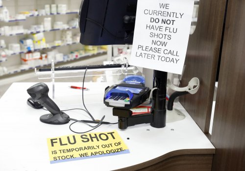 Survey: Nevada adults most likely being sick with flu
