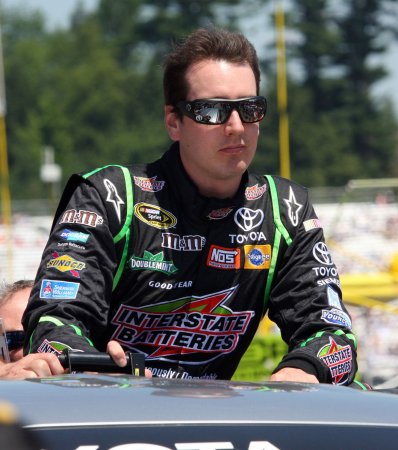 Kyle Busch admits doing 128 mph in 45 zone