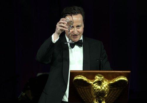 Cameron thanked for sacking environment secretary