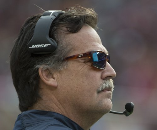 Jeff Fisher still getting bearings after Rams' move to LA