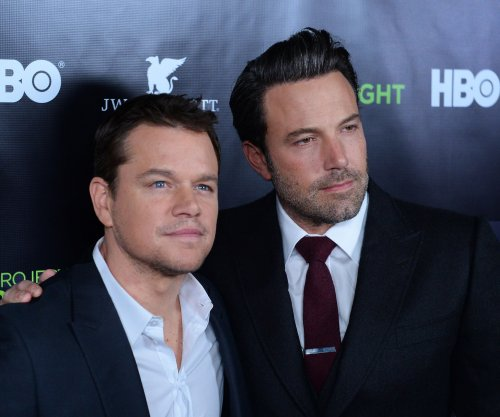 Ben Affleck pays tribute to Matt Damon for National Best Friends Day