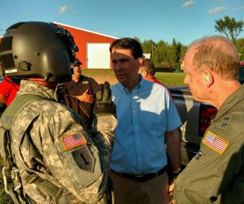 Governor of Wisconsin declares state of emergency after deadly flooding