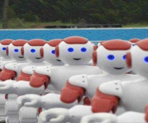 More than 1,000 robots dance in unison to set world record