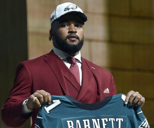 2017 NFL Draft: Philadelphia Eagles select Tennessee Vols pass rusher Derek Barnett
