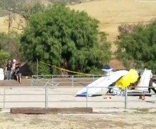 Father, son die in California small plane crash
