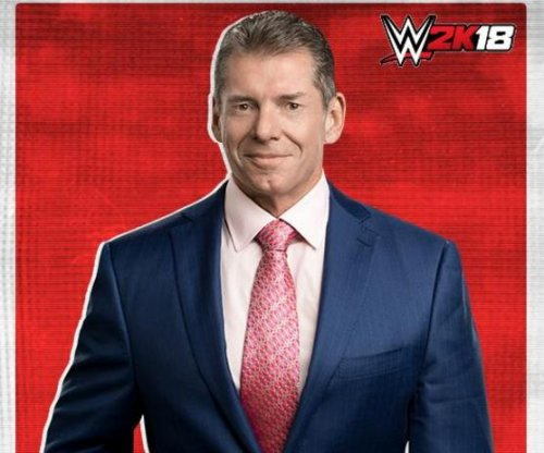 Vince McMahon joins 'WWE 2K18' as a playable character