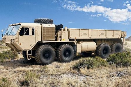 Oshkosh to deliver tactical vehicles for Qatar, Kuwait