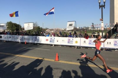 Ethiopian runners dominate the 2018 Credit Union Cherry Blossom 10-mile race