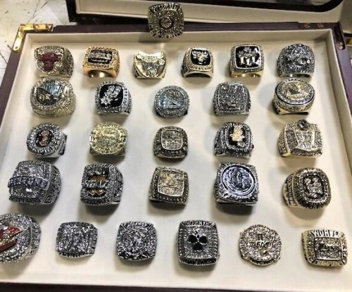 Customs officers seize counterfeit NBA rings at LAX