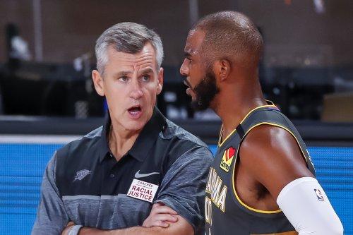 Chicago Bulls hire ex-Oklahoma City Thunder head coach Billy Donovan