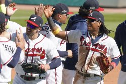 Atlanta Braves beat Cincinnati Reds for first playoff series win in 19 years