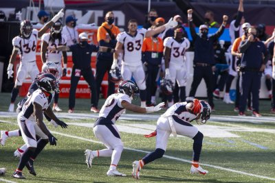 Denver Broncos beat New England Patriots in coronavirus-delayed game
