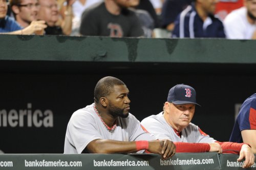 David Ortiz wins Clemente Award
