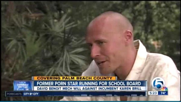 Dave Pounder Running For Seat On Florida School Board Despite Porn Star Past - Upicom-5756