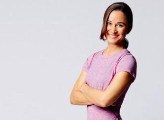 Pippa Middleton shares diet and exercise tips