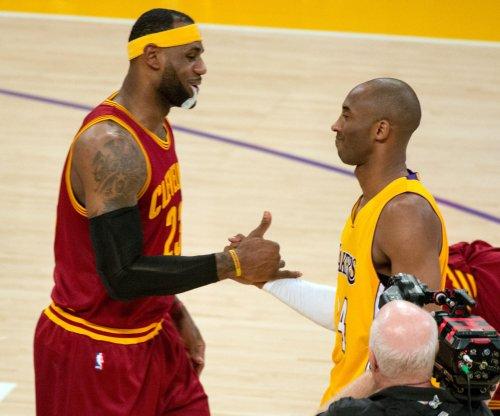 LeBron James, Cavaliers take care of Kobe Bryant, Lakers