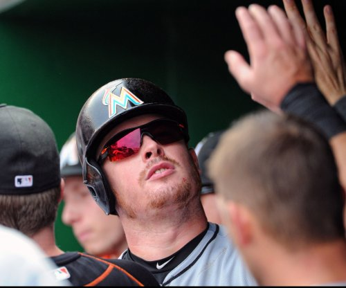 Wei-Yin Chen, Justin Bour carry Miami Marlins past Milwaukee Brewers