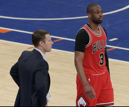 Chicago Bulls G Dwyane Wade (illness) to sit out vs. Boston Celtics