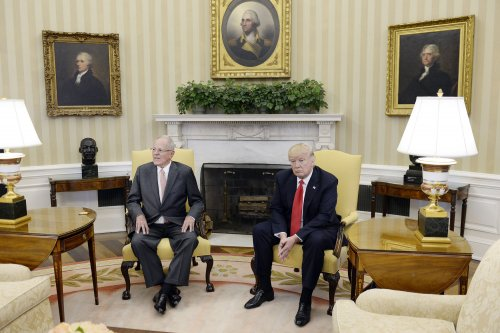 Peru leader Kuczynski meets Trump at White House: 'We have excellent relations'