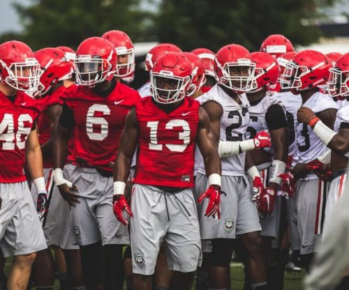 Evander Holyfield's son arrested by UGA police