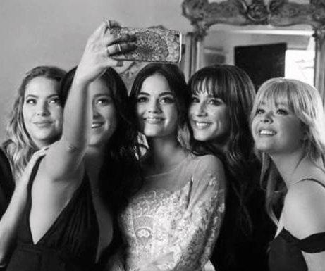 'Pretty Little Liars' stars say goodbye ahead of series finale