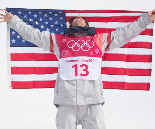 Canada's Toutant wins gold in snowboard big air, USA's Mack second