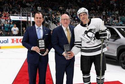 2019 NHL All-Star Game: Sidney Crosby earns MVP award in Metropolitan win