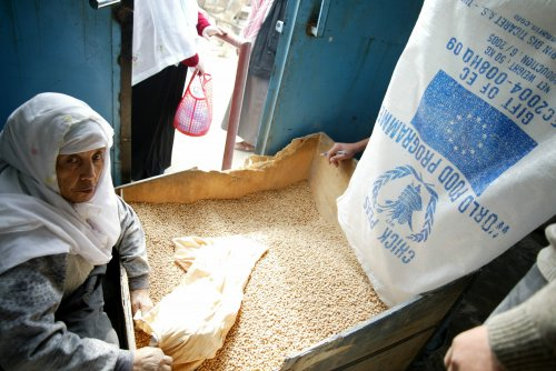 WFP hails work of women in fighting hunger