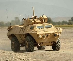 Textron refurbishing Army ASVs