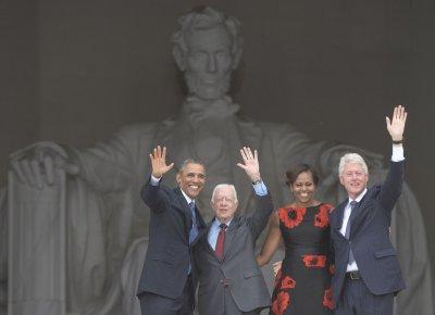Jimmy Carter: 'Unforunately' Obama never calls me for advice