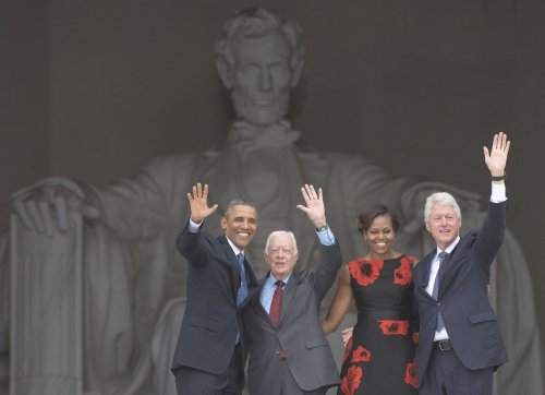 Jimmy Carter: 'Unforunately' Obama never calls me for advice