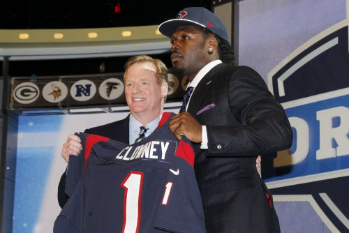 Texans pick South Carolina's Clowney at No. 1