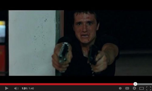 Josh Hutcherson, Benicio Del Toro face off in 'Paradise Lost' trailer