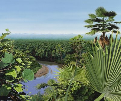 Impact that doomed dinos enabled spread of modern forests