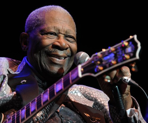 Blues legend B.B. King dies at age 89