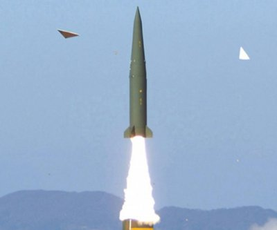South Korea test fires its first ballistic missile