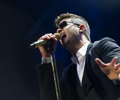 Robin Thicke releases new single 'Back Together' with Nicki Minaj