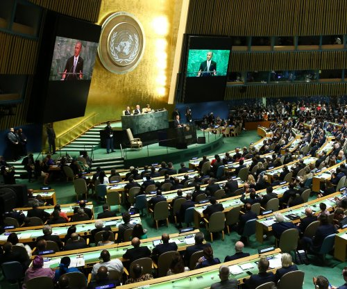 Full text: Barack Obama's final United Nations speech as president