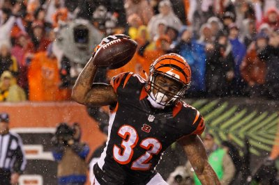 Jeremy Hill, Cincinnati Bengals' ground game fizzle after early flash