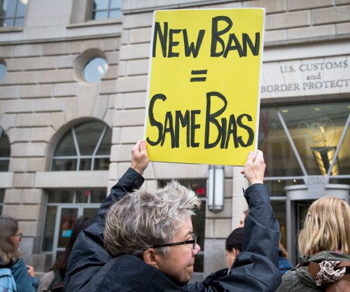 States go after White House's revised immigration ban in federal court